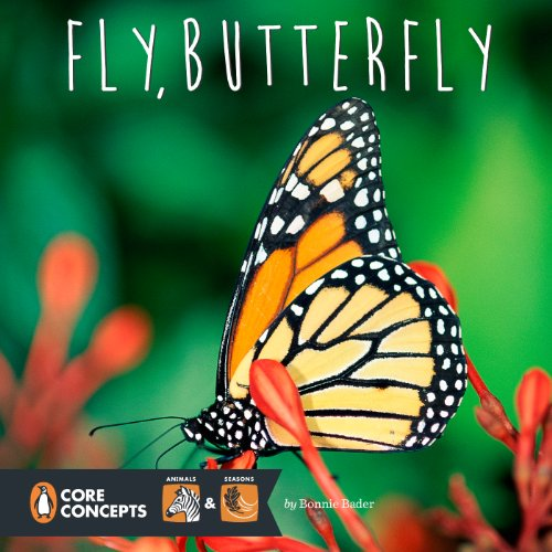 9780448479200: Fly, Butterfly (Penguin Core Concepts)