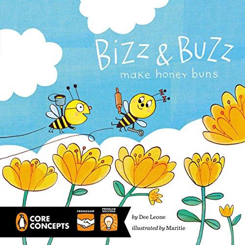 9780448479279: Bizz and Buzz Make Honey Buns (Penguin Core Concepts)