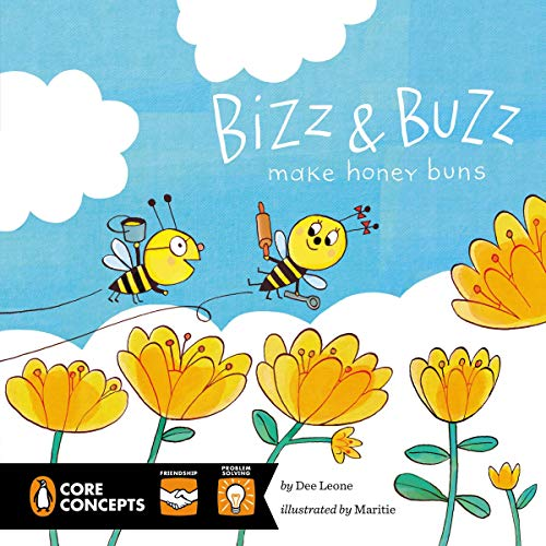9780448479286: Bizz and Buzz Make Honey Buns (Penguin Core Concepts)