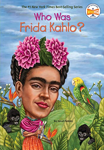 9780448479385: Who Was Frida Kahlo?
