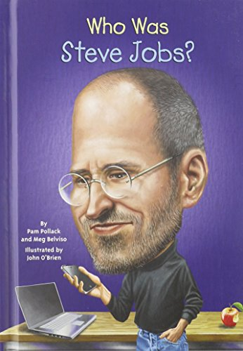 9780448479408: Who Was Steve Jobs? (Who Was...? (Hardcover))