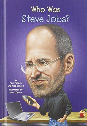 9780448479408: Who Was Steve Jobs?
