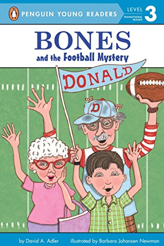 9780448479422: Bones and the Football Mystery