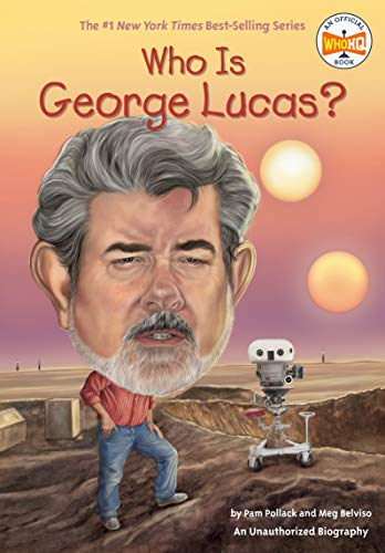 9780448479477: Who Is George Lucas? (Who Was...? (Paperback))
