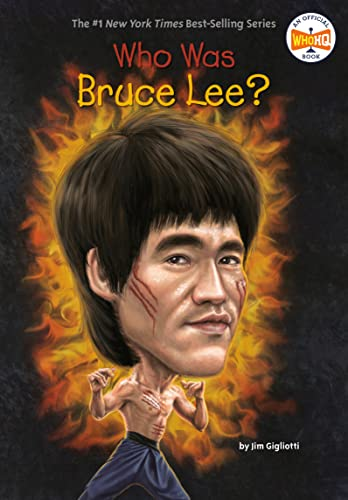 9780448479491: Who Was Bruce Lee? (Who Was...? (Paperback))