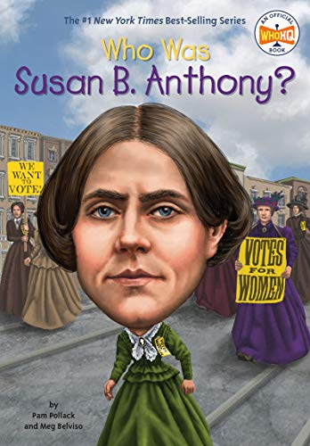 9780448479637: Who Was Susan B. Anthony?