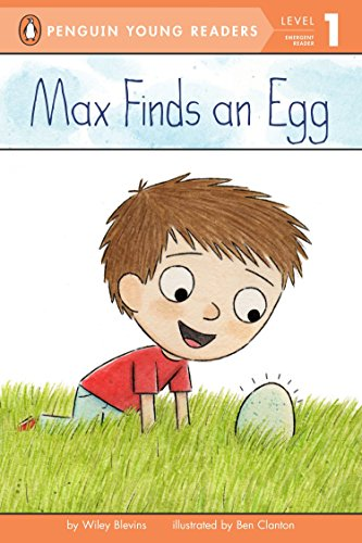 9780448479934: Max Finds an Egg (Penguin Young Readers, Level 1)