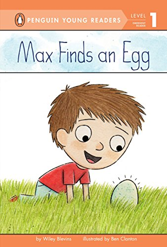9780448479941: Max Finds an Egg (Penguin Young Readers, Level 1)
