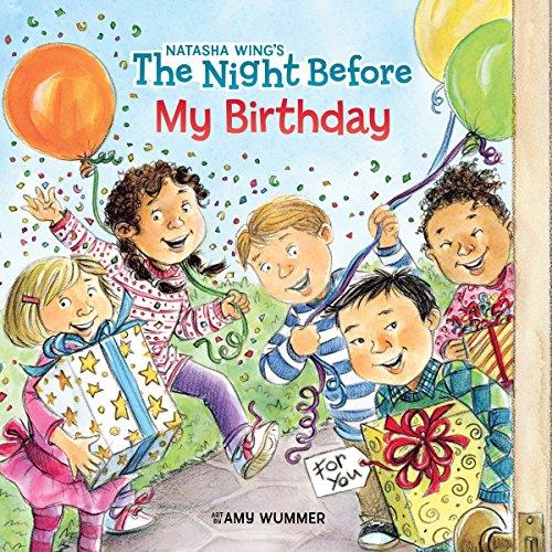 9780448480008: The Night Before My Birthday