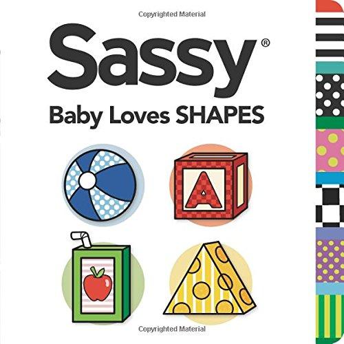 9780448480152: Baby Loves Shapes (Sassy)