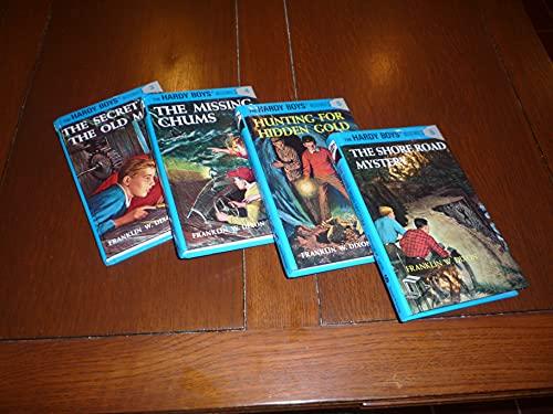 9780448480190: Hardy Boys Set - Books 1-10
