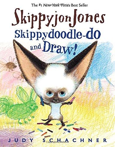9780448480244: Skippydoodle-do and Draw! (Skippyjon Jones)