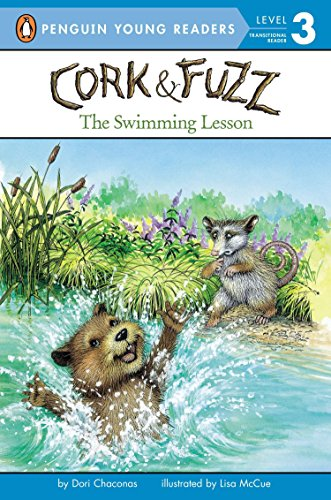 9780448480510: The Swimming Lesson (Cork and Fuzz)