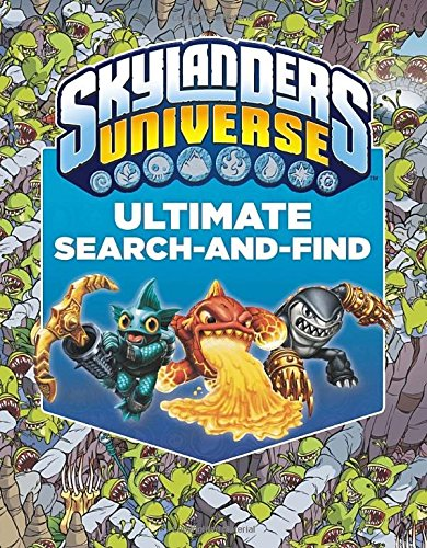 9780448480596: Ultimate Search-and-Find (Skylanders Universe)