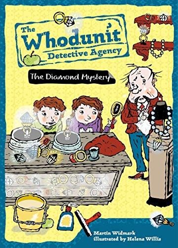 The Diamond Mystery #1 (The Whodunit Detective: Widmark, Martin