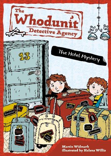 The Hotel Mystery (Paperback): Martin Widmark