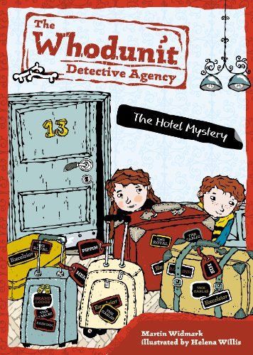 9780448480688: The Hotel Mystery #2 (The Whodunit Detective Agency)