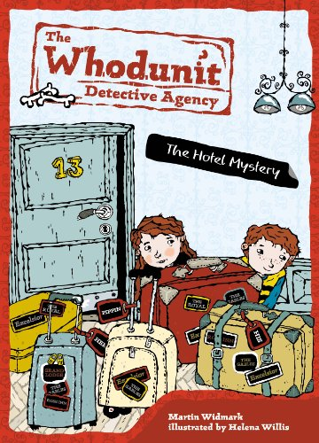 9780448480695: The Hotel Mystery #2 (The Whodunit Detective Agency)