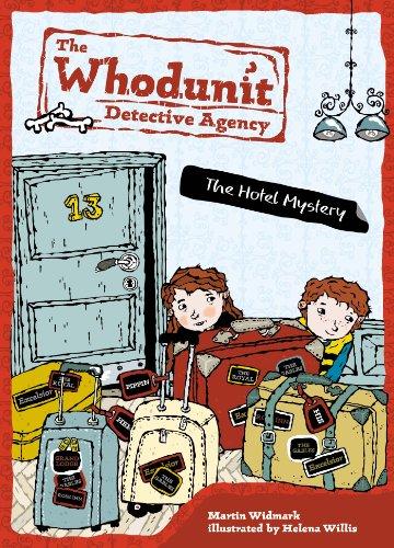 The Hotel Mystery: Martin Widmark; Helena