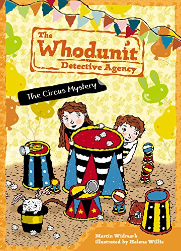 The Circus Mystery #3 (The Whodunit Detective: Widmark, Martin