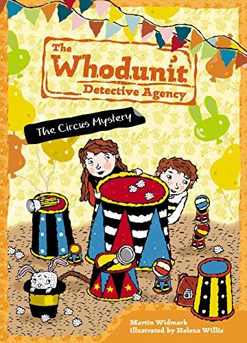 The Circus Mystery: Martin Widmark ,