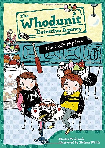 9780448480725: The Cafe Mystery #4 (The Whodunit Detective Agency)