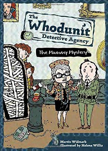 The Mummy Mystery (Paperback): Martin Widmark