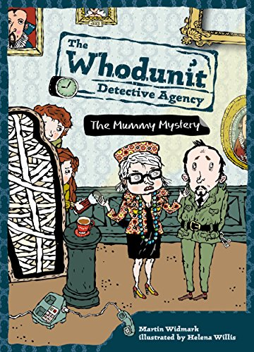 The Mummy Mystery: Martin Widmark ,