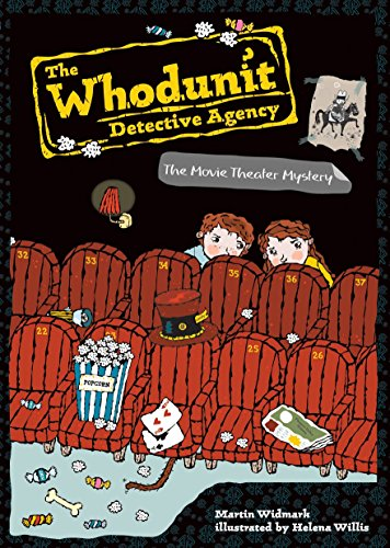 The Movie Theater Mystery #7 (The Whodunit: Widmark, Martin