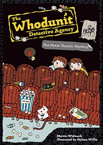 9780448480794: The Movie Theater Mystery (Whodunit Detective Agency)