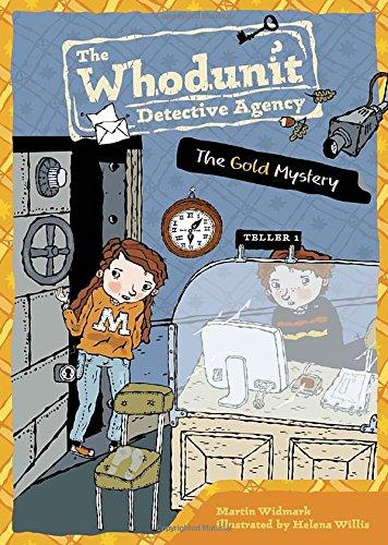 The Gold Mystery #8: Martin Widmark ,