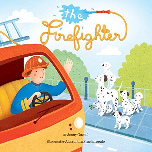 The Firefighter: Goebel, Jenny