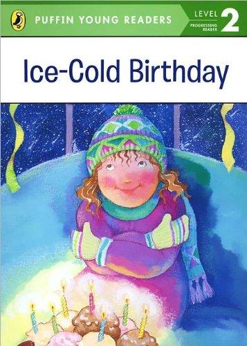 9780448481098: Ice-Cold Birthday: Level 2