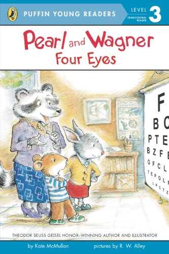 9780448481166: Pearl and Wagner Four Eyes: Level 3