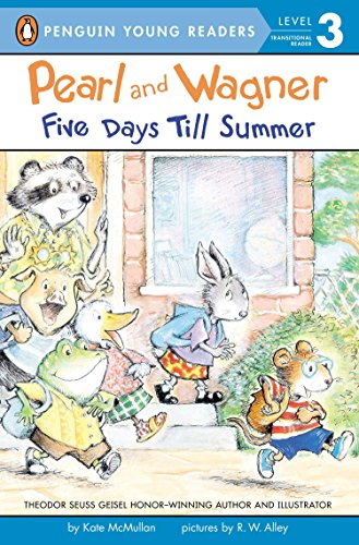9780448481371: Pearl and Wagner: Five Days Till Summer