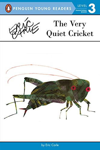 9780448481388: The Very Quiet Cricket (Penguin Young Readers, Level 3)
