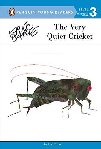 9780448481395: The Very Quiet Cricket (Penguin Young Readers, Level 3)