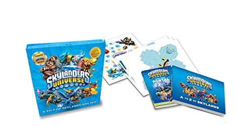 9780448482088: Skylanders Universe: A to Z of Skylands Box Set [With Sticker(s) and Paper-Craft Skylander Model]