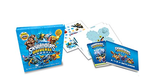 9780448482088: A to Z of Skylands Box Set (Skylanders Universe)