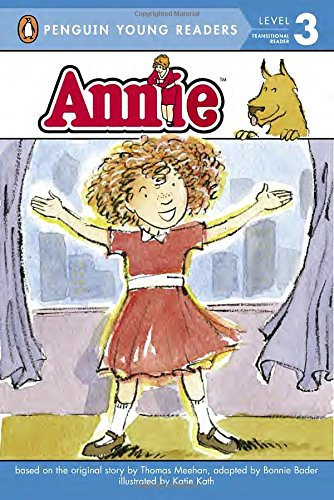 9780448482231: Annie (Penguin Young Readers: Level 3)