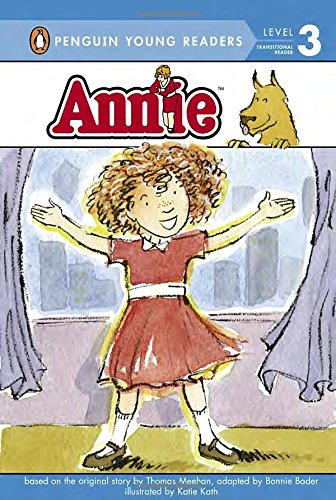9780448482248: Annie (Penguin Young Readers, Level 3)