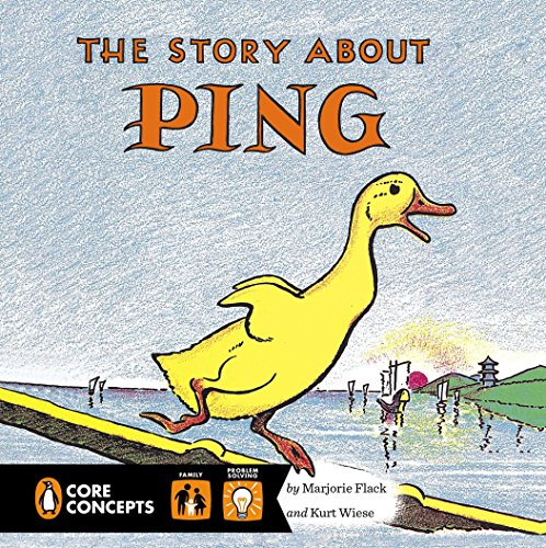9780448482323: Story About Ping, The (Penguin Core Concepts)