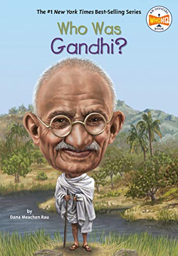 9780448482354: Who Was Gandhi?