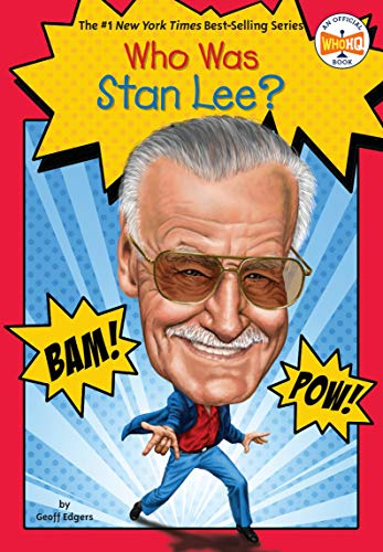 Who Is Stan Lee? (Who Was.?)