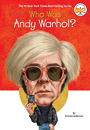 Who Was Andy Warhol?: Kirsten Anderson, Who