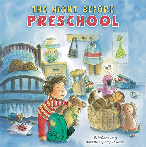 9780448482545: The Night Before Preschool