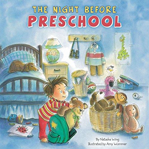 9780448482545: The Night Before Preschool
