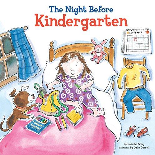 9780448482552: The Night Before Kindergarten