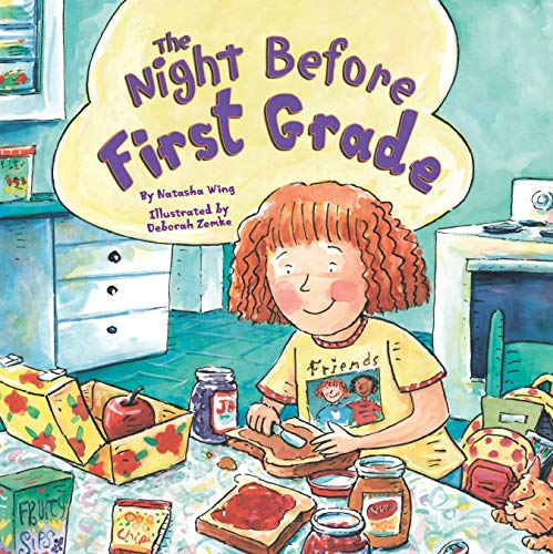 9780448482569: The Night Before First Grade