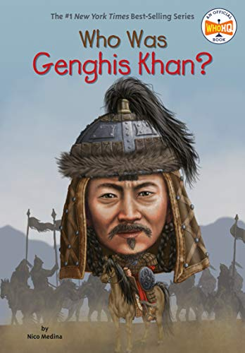 9780448482606: Who Was Genghis Khan?